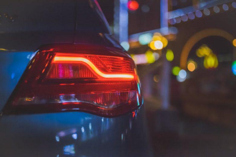verschillende soorten autoverlichting